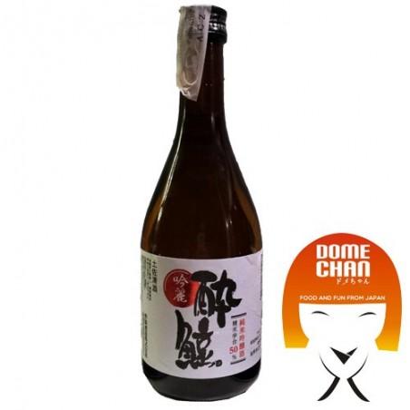 Bien suigei junmai ginjo ginrei - 500 ml Suigei FYY-73322546 - www.domechan.com - Comida japonesa