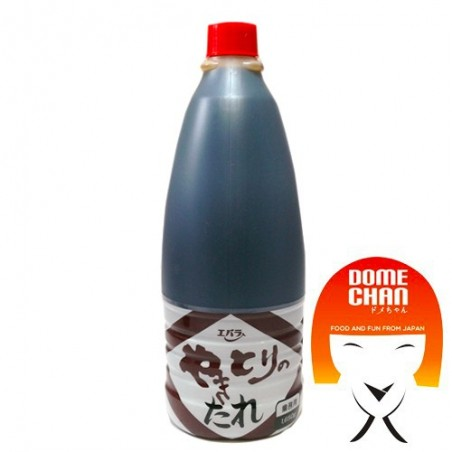 Salsa per yakitori - 1,65 Kg Ebara GBY-78362529 - www.domechan.com - Prodotti Alimentari Giapponesi