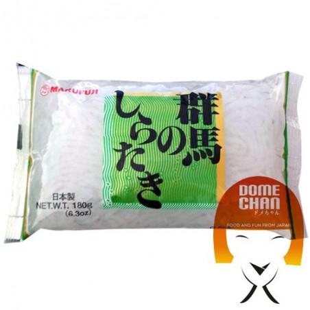 Shirataki noodle di konjac in liquido - 180 g Marufuji GLY-56852958 - www.domechan.com - Prodotti Alimentari Giapponesi