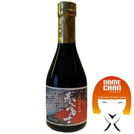 Sake Shirayuki Junmai Ginjo Akafuji - 300 ml Konishi GUW-75938223 - www.domechan.com - Prodotti Alimentari Giapponesi