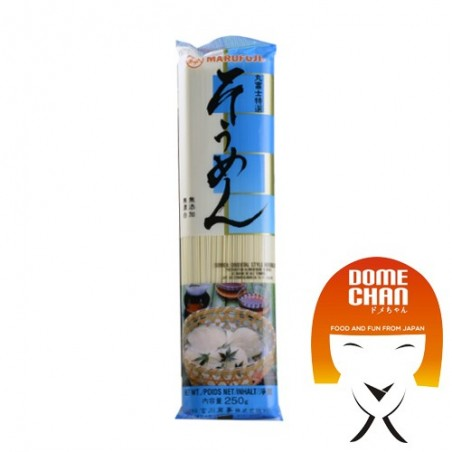 Nudel somen - 250 g Marufuji HLW-24694553 - www.domechan.com - Japanisches Essen