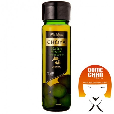 Choya umeshu años extra - 700 ml Choya HVJ-24625664 - www.domechan.com - Comida japonesa