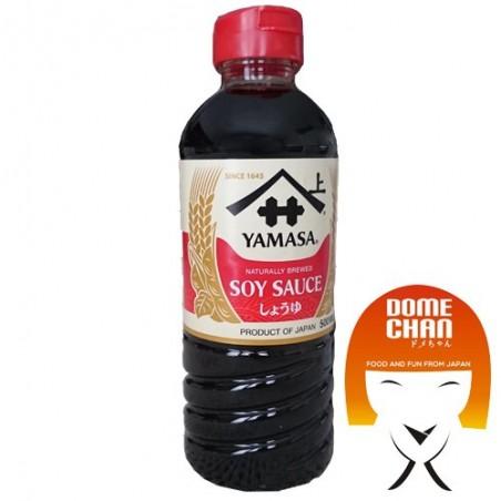 Salsa di soia tradizionale yamasa - 500 ml Yamasa JCY-85545664 - www.domechan.com - Prodotti Alimentari Giapponesi