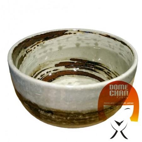 Ciotola in ceramica modello tayo - 13 cm Uniontrade JEY-49247792 - www.domechan.com - Prodotti Alimentari Giapponesi
