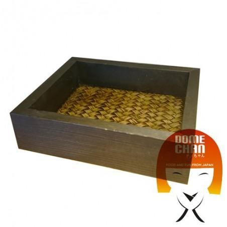 Tray in wood Uniontrade CMW-39882949  - www.domechan.com - Japanese Food