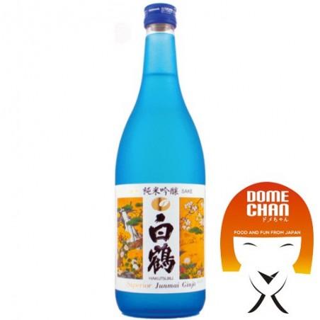 Bien superior hakutsuru junmai ginjo - 720 ml Hakutsuru JHY-99259473 - www.domechan.com - Comida japonesa