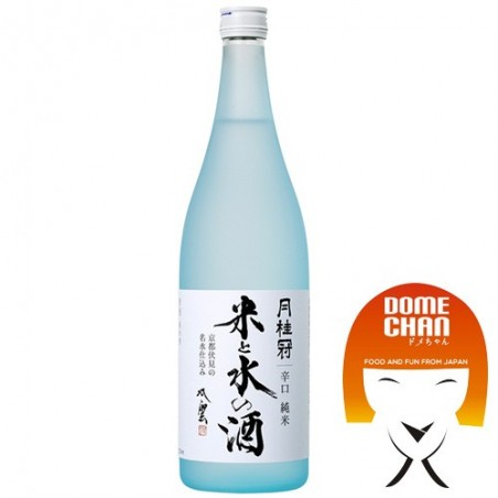 Sake gekkeikan kome to mizu junmai - 720 ml Gekkeikan JKY-86649566 - www.domechan.com - Japanese Food