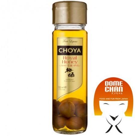 Choya umeshu royal honey - 700ml Choya JQY-46878372 - www.domechan.com - Japanese Food