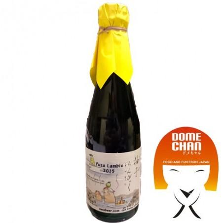 Yuzu aromatisiertes Bier - 375 ml OWA Brewery KBW-52979745 - www.domechan.com - Japanisches Essen