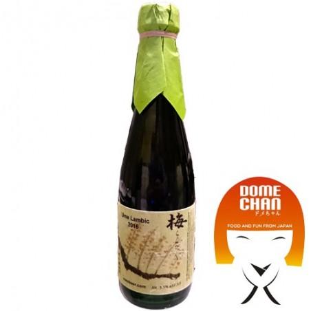 Birra aromatizzata alla prugna ume - 375 ml OWA Brewery KBY-54578956 - www.domechan.com - Prodotti Alimentari Giapponesi