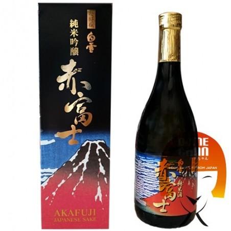 Sake Shirayuki Junmai Ginjo Akafuji - 720 ml Konishi KEW-97638677 - www.domechan.com - Japanese Food