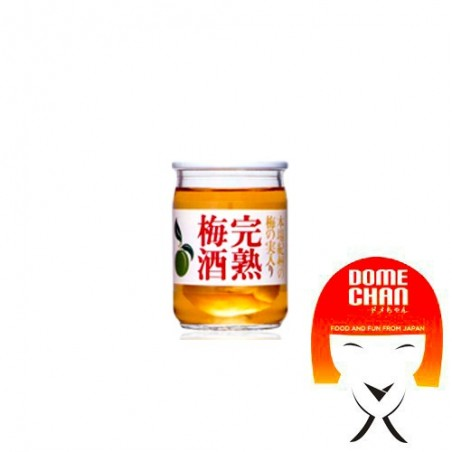 梅酒関宿 梅入大関 - 100 ml Ozeki KFW-49532573 - www.domechan.com - Nipponshoku