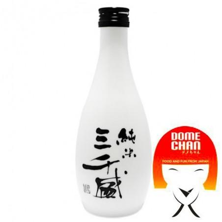 日本酒みちり 純米トクリ - 300 ml Michizakari Shuzo KFY-77398392 - www.domechan.com - Nipponshoku