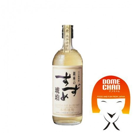 Ginza No Suzume Mugi Shochu - 750 ml Yatsushika Sake Brewery KHY-92432778 - www.domechan.com - Japanisches Essen