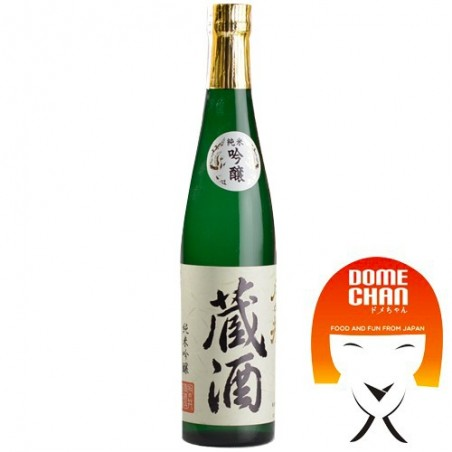 Sake tsukinoi ginjo kura - 500 ml Tsukinoi KJY-25275868 - www.domechan.com - Japanese Food