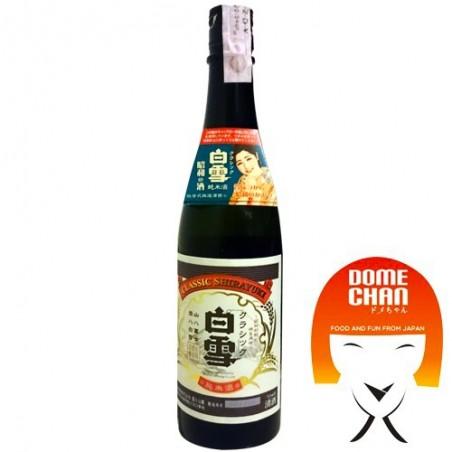 Sake shirayuki - 720 ml Konishi brewing KLY-25270506 - www.domechan.com - Japanisches Essen