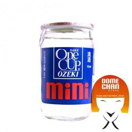 Sake Ozeki one cup mini - 100 ml Ozeki KKW-36264836 - www.domechan.com - Japanese Food