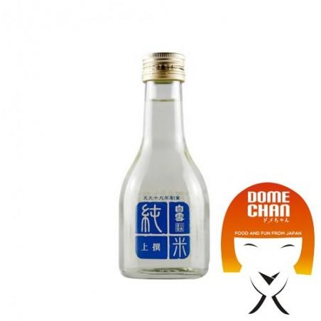 Sake shirayuki - 180 ml Konishi brewing KLW-55776822 - www.domechan.com - Japanese Food