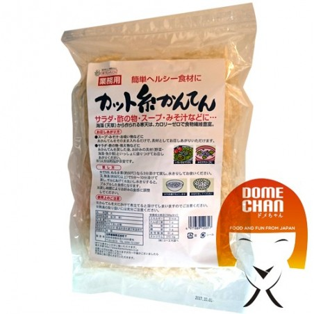 Ito kanten agar-agar - 100 g Kitahara Sangyou AWW-24342362 - www.domechan.com - Japanese Food