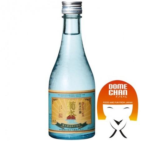 Sake kikusui junmai ginjo - 300 ml Kikusui KRZ-74327548 - www.domechan.com - Prodotti Alimentari Giapponesi