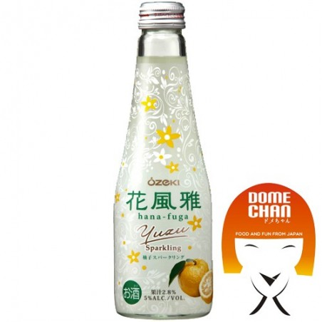 Bien gaseados hana fuga - 250 ml Ozeki LBW-97756629 - www.domechan.com - Comida japonesa