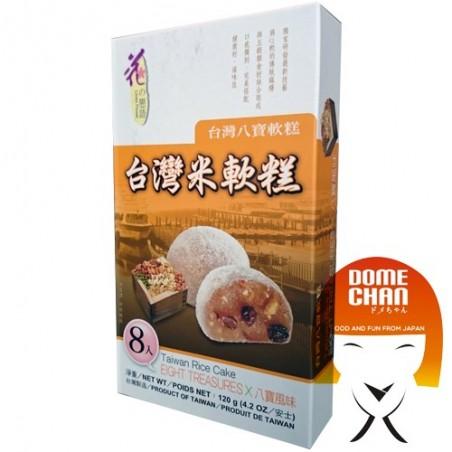 Mochi acht schätze - 120 gr World-wide co LBY-45927498 - www.domechan.com - Japanisches Essen