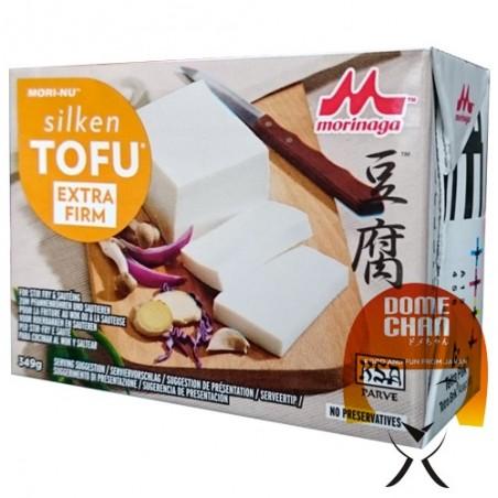 Le Tofu, très solide silken - 349 g Morinaga LGW-53679348 - www.domechan.com - Nourriture japonaise