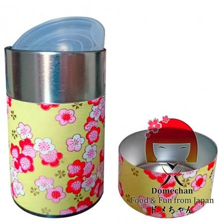 Matcha Tea Carrier, Konacha, Sencha - Type yellow Domechan MBW-75298738 - www.domechan.com - Japanese Food