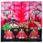 Handkerchief furoshiki - Type sakura - Domechan - Domechan.com