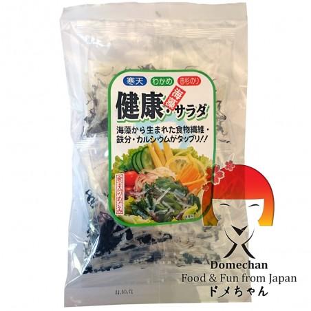 Seaweed salad - 20 gr 5x4 gr each Domechan MKW-99622447 - www.domechan.com - Japanese Food