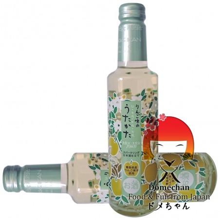 Gekkeikan kohlensäurehaltige Sake mit grünem Apfel aromatiert - 285 ml Domechan MKY-25365796 - www.domechan.com - Japanisches...