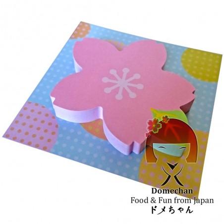 Aufkleber-Notizen für Notizen - Blumentyp Domechan MYW-69595455 - www.domechan.com - Japanisches Essen