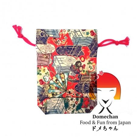 Borsa giapponese Kinchaku - A Domechan NBY-59339299 - www.domechan.com - Prodotti Alimentari Giapponesi
