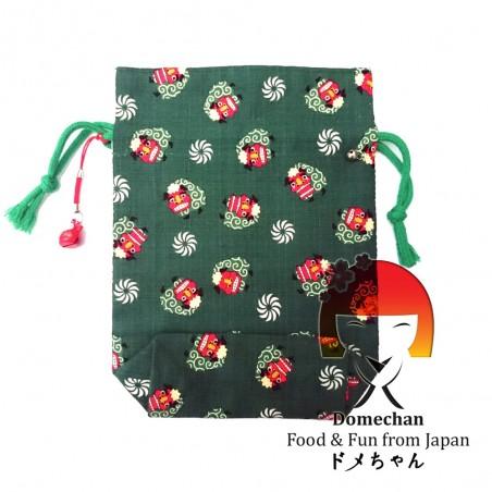 Japanische Kinchaku Börse - B Domechan NCW-45366952 - www.domechan.com - Japanisches Essen