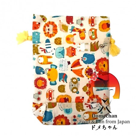 Bolsa japonesa Kinchaku - C Domechan NCY-92334258 - www.domechan.com - Comida japonesa