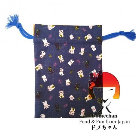 Borsa giapponese Kinchaku - D Domechan NDW-94587284 - www.domechan.com - Prodotti Alimentari Giapponesi