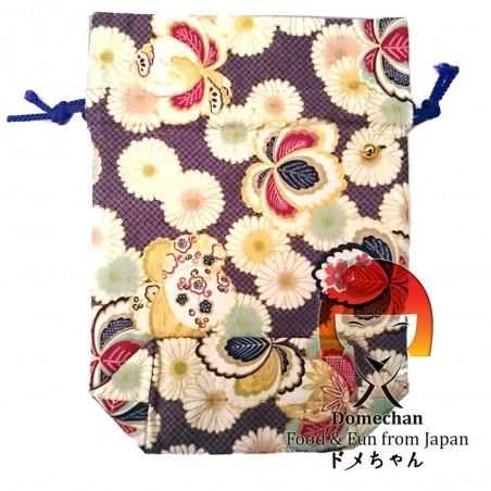 Japanische Kinchaku Börse - E Domechan NDY-64463843 - www.domechan.com - Japanisches Essen