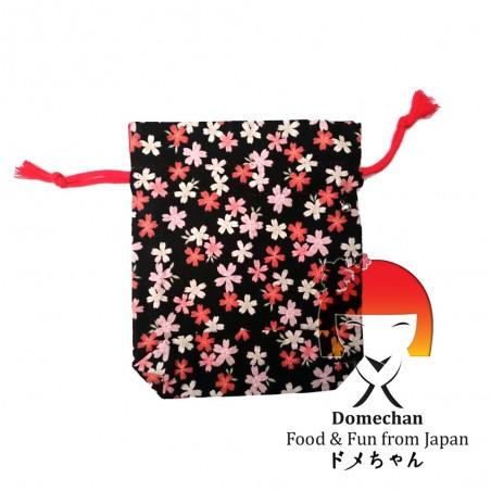 Kinchaku Japanische Börse - G Domechan NFW-93428437 - www.domechan.com - Japanisches Essen