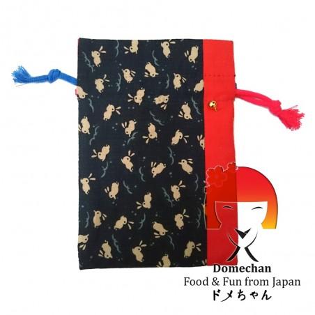 Japanische Kinchaku Börse - H Domechan NFY-47873297 - www.domechan.com - Japanisches Essen