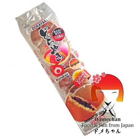 Dorayaki - 318 gr Marukyo CKY-67462423 - www.domechan.com - Prodotti Alimentari Giapponesi