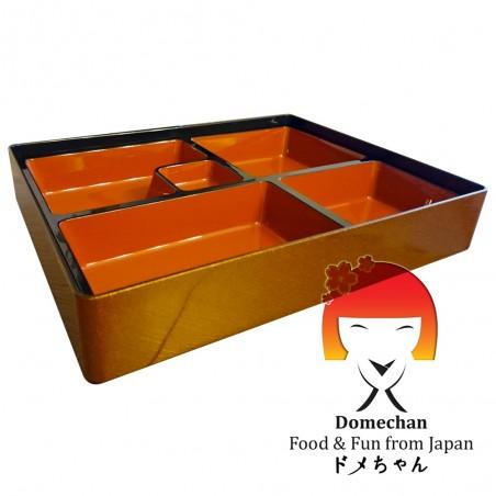Bento Domechan NUY-36763866 - www.domechan.com - Comida japonesa