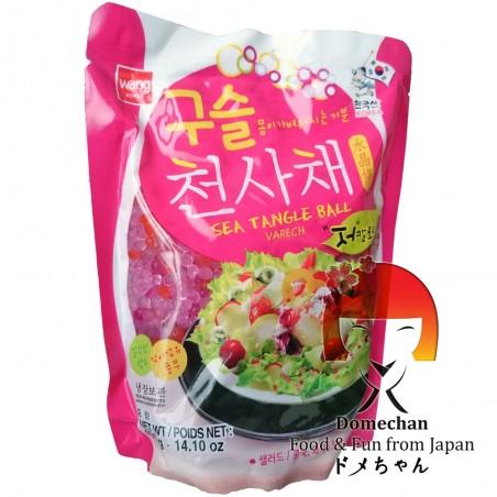 Colored balls of agar agar Sea Tangle Ball - 400 gr Domechan NWY-93992556 - www.domechan.com - Japanese Food