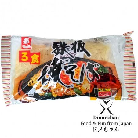 Kit per Yakisoba - 480 g Domechan PFY-96475367 - www.domechan.com - Prodotti Alimentari Giapponesi