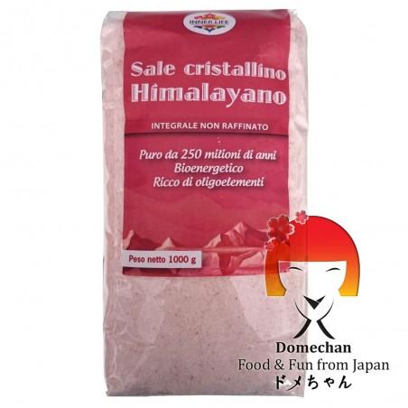 Feines Himalayasalz - 1 kg Domechan PQW-52398637 - www.domechan.com - Japanisches Essen