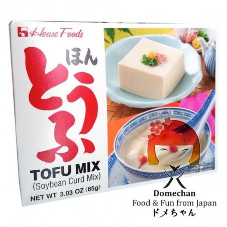 Mix per tofu - 85 g Domechan BWY-21278591 - www.domechan.com - Prodotti Alimentari Giapponesi