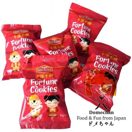 中国フォーチュンクッキー - 6 g Domechan QAW-76232423 - www.domechan.com - Nipponshoku