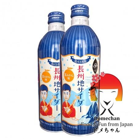 Lemonade, carbonated and citrus - 490 ml Domechan QKW-25533453 - www.domechan.com - Japanese Food