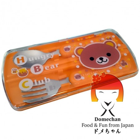Japanisches Besteck und Zauberstab Set für Junge II Domechan QMW-57655952 - www.domechan.com - Japanisches Essen