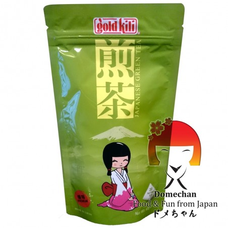 Te verde sencha in filters - 40 gr Domechan QNY-98854299 - www.domechan.com - Japanese Food