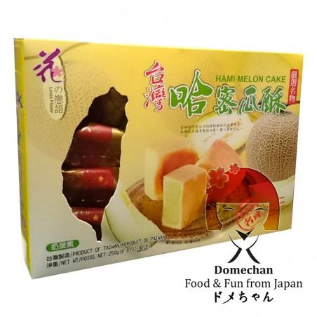 Tortini al melone - 250 gr Domechan OOW-25451833 - www.domechan.com - Prodotti Alimentari Giapponesi